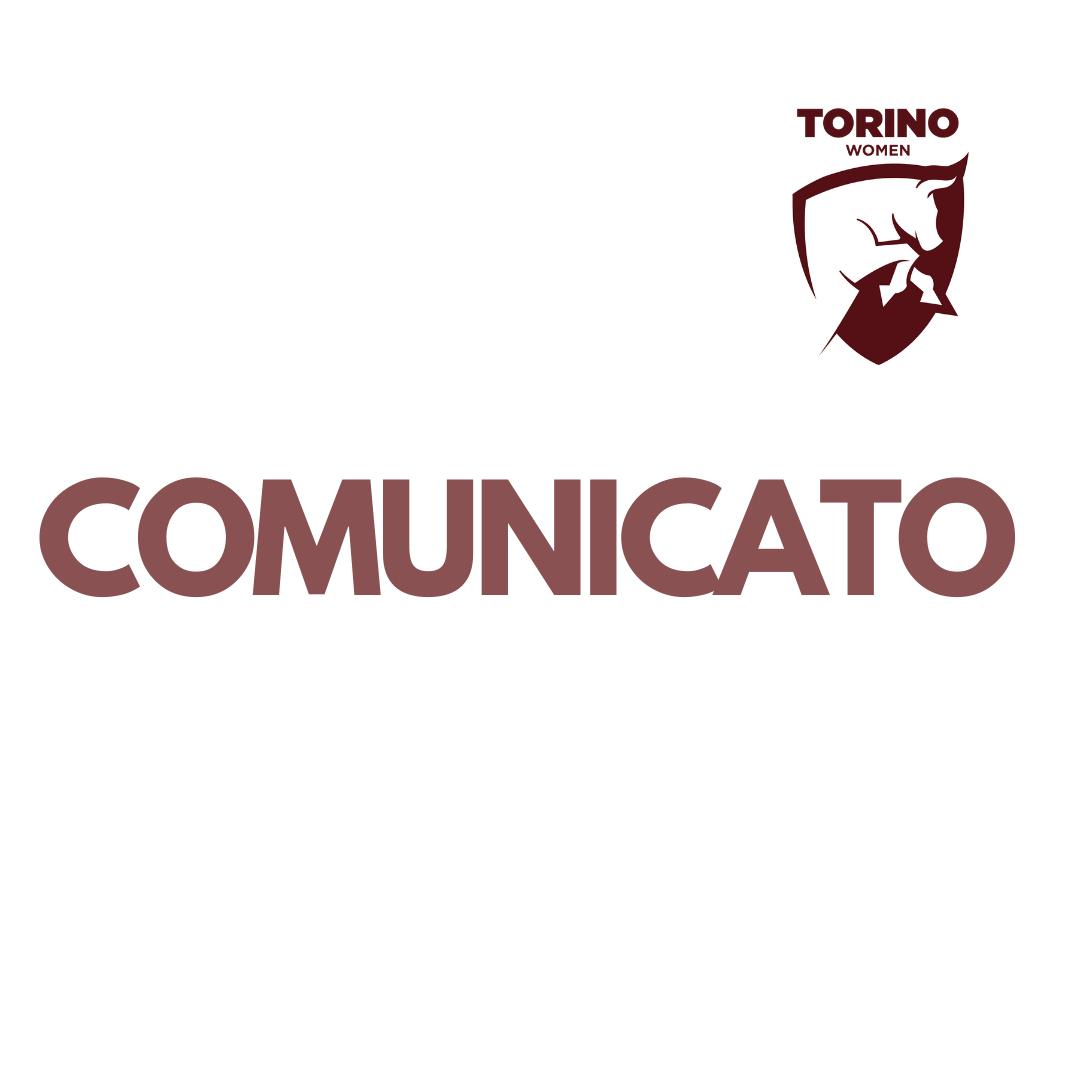 COMUNICATO - INDEPENDIENTE IVREA TORINO WOMEN